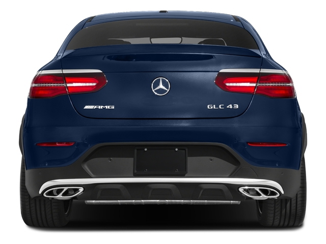 2017 Mercedes-Benz GLC Pictures GLC Util 4D GLC43 AMG Sport Coupe AWD V6 photos rear view