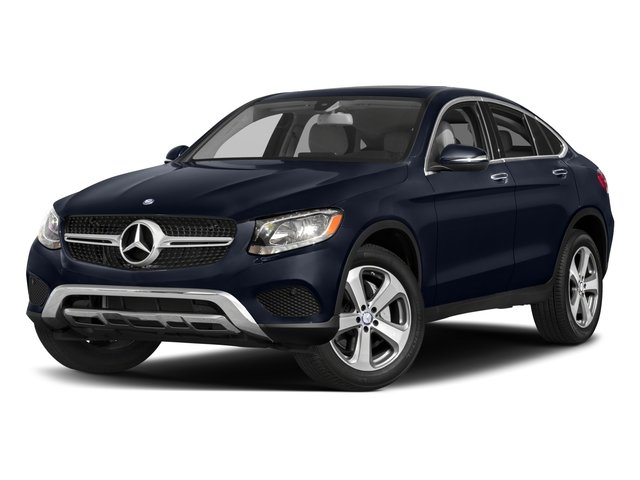 2017 Mercedes-Benz GLC Pictures GLC Util 4D GLC300 Sport Coupe AWD I4 photos side front view