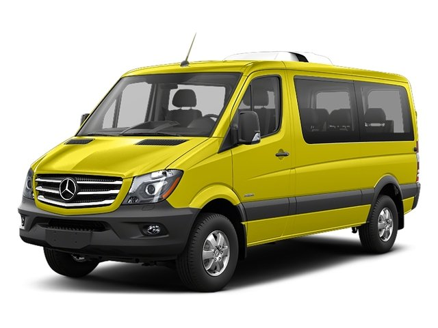 2017 Mercedes-Benz Sprinter Passenger Van Prices and Values Passenger Van 4WD