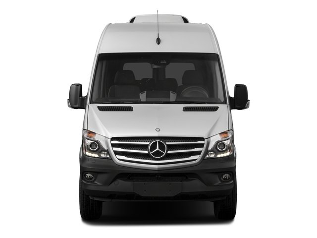 2017 Mercedes-Benz Sprinter Passenger Van Prices and Values Passenger Van 4WD front view