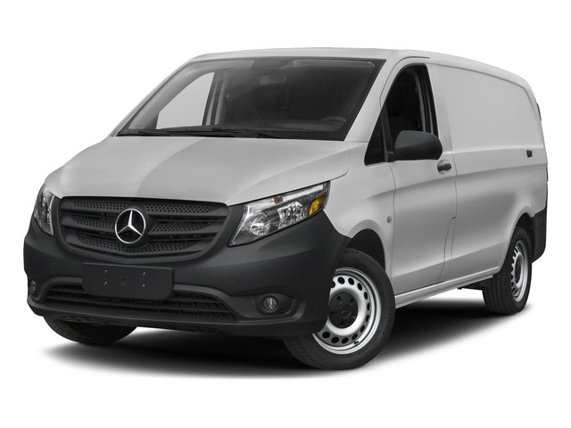2017 Mercedes-Benz Metris Cargo Van Base Price Standard Roof 126 Wheelbase Pricing side front view