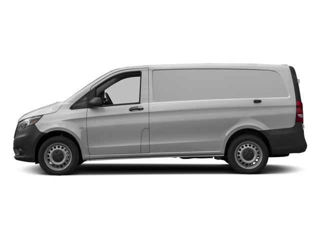 2017 Mercedes-Benz Metris Cargo Van Base Price Standard Roof 126 Wheelbase Pricing side view