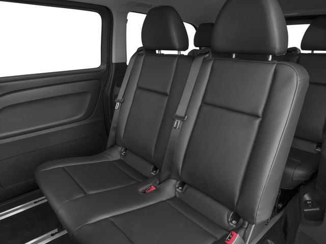 2017 Mercedes-Benz Metris Passenger Van Pictures Metris Passenger Van Passenger Van photos backseat interior
