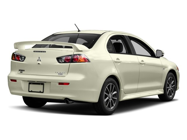 2017 Mitsubishi Lancer Pictures Sel 2 4 Awc Cvt Photos Side Rear View