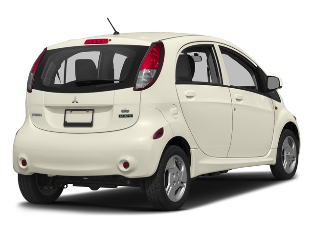 2017 Mitsubishi i-MiEV Base Price ES Auto Pricing side rear view