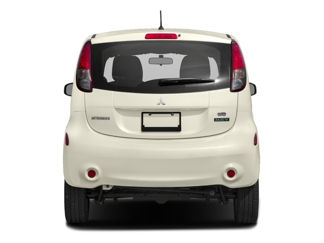 2017 Mitsubishi i-MiEV Base Price ES Auto Pricing rear view