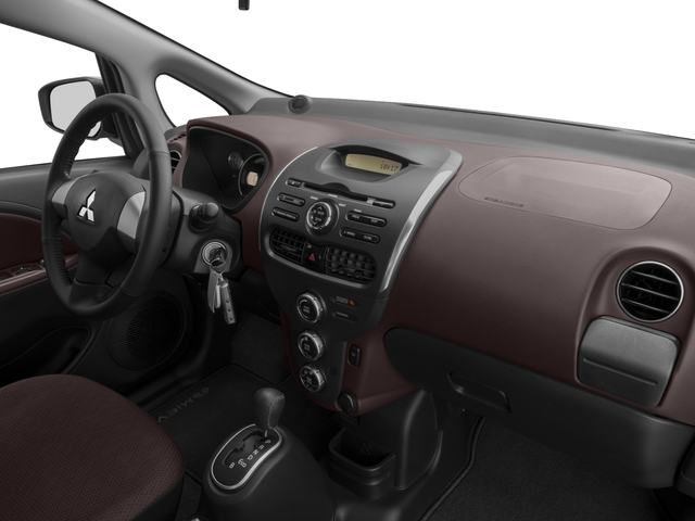 2017 Mitsubishi i-MiEV Base Price ES Auto Pricing passenger's dashboard