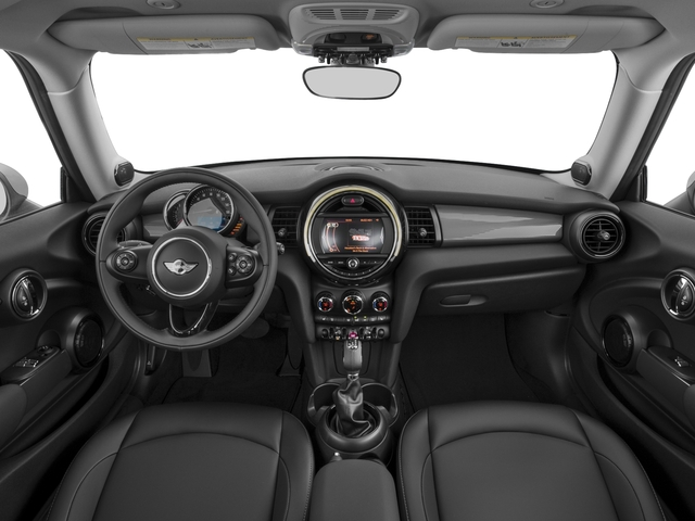 2017 MINI Hardtop 2 Door Pictures Hardtop 2 Door Cooper FWD photos full dashboard