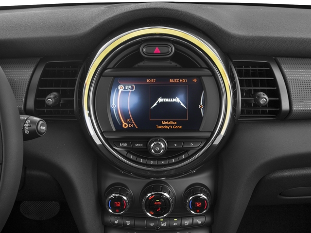 2017 MINI Hardtop 2 Door Pictures Hardtop 2 Door Cooper FWD photos stereo system