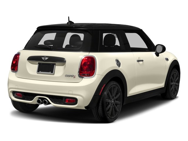 2017 MINI Hardtop 2 Door Prices and Values Wagon 2D S I4 Turbo side rear view