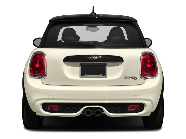 2017 MINI Hardtop 2 Door Prices and Values Wagon 2D S I4 Turbo rear view