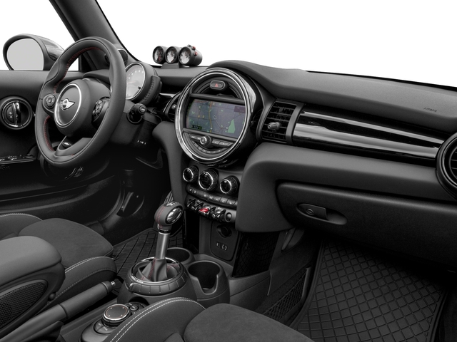 2017 MINI Convertible Pictures Convertible Convertible 2D JCW I4 Turbo photos passenger's dashboard