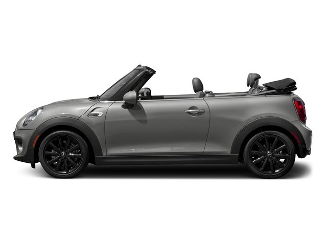 2017 MINI Convertible Pictures Convertible Convertible 2D I3 Turbo photos side view