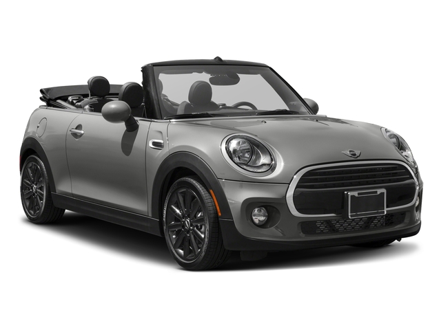 2017 MINI Convertible Pictures Convertible Convertible 2D I3 Turbo photos side front view
