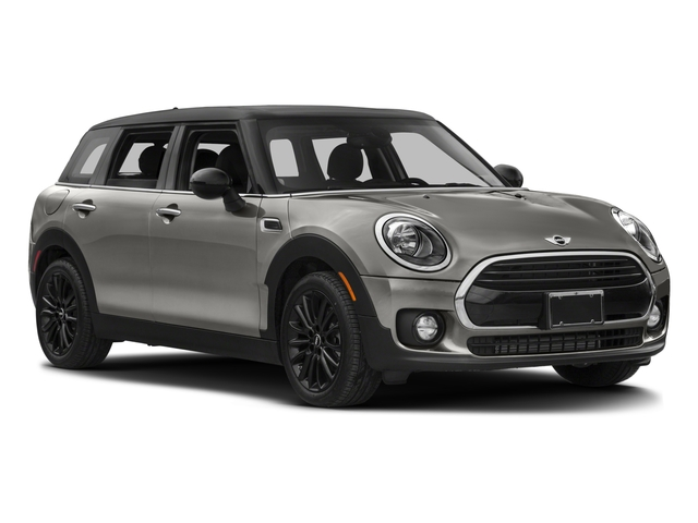 2017 MINI Clubman Pictures Clubman Wagon 4D Clubman I3 Turbo photos side front view