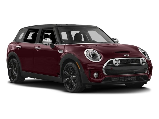 2017 MINI Clubman Prices and Values Wagon 4D Clubman S AWD I4 Turbo side front view