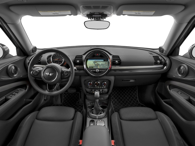 2017 MINI Clubman Prices and Values Wagon 4D Clubman S AWD I4 Turbo full dashboard