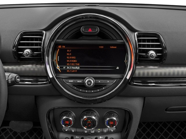 2017 MINI Clubman Prices and Values Wagon 4D Clubman S AWD I4 Turbo stereo system