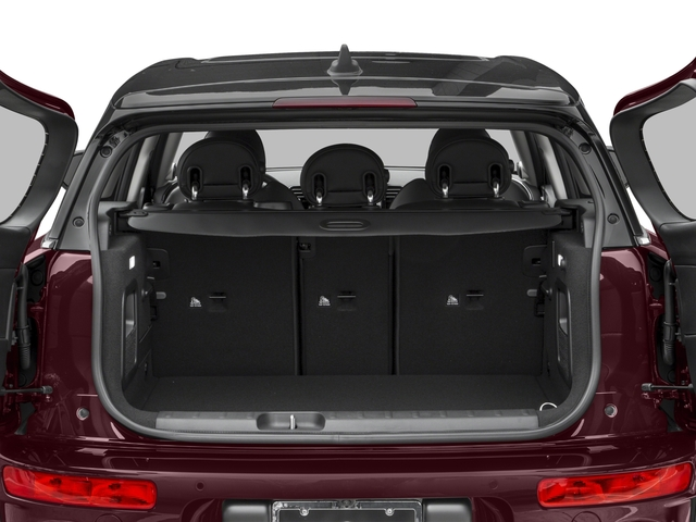 2017 MINI Clubman Prices and Values Wagon 4D Clubman S AWD I4 Turbo open trunk