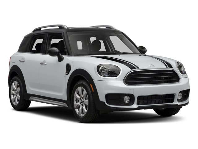 2017 MINI Countryman Prices and Values Wagon 4D Countryman AWD I3 Turbo side front view