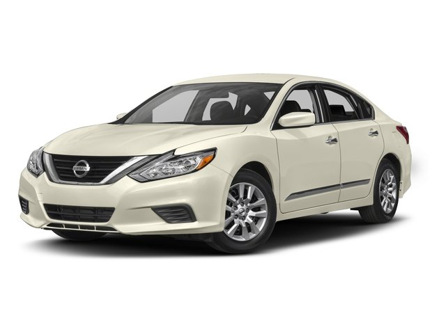 2017 Nissan Altima Base Price 2017.5 2.5 S Sedan Pricing side front view