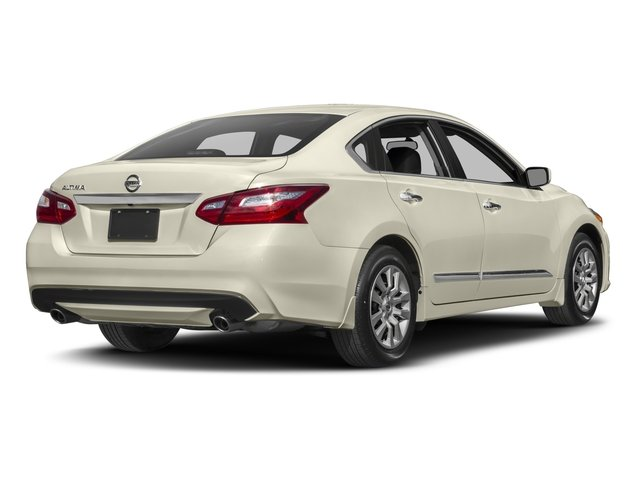 2017 Nissan Altima Prices and Values Sedan 4D I4 side rear view