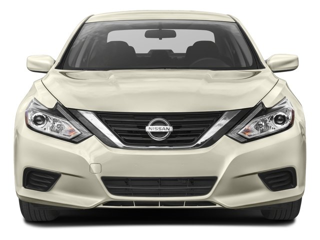 2017 Nissan Altima Prices and Values Sedan 4D I4 front view