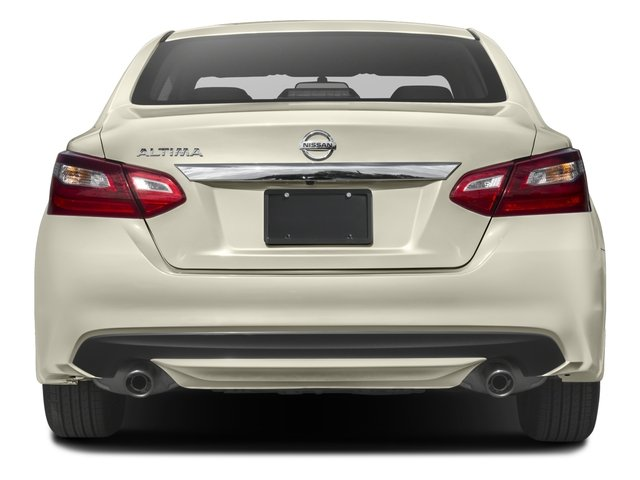 2017 Nissan Altima Base Price 2017.5 2.5 S Sedan Pricing rear view