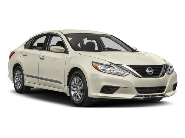 2017 Nissan Altima Prices and Values Sedan 4D I4 side front view