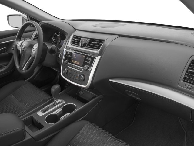 2017 Nissan Altima Prices and Values Sedan 4D I4 passenger's dashboard