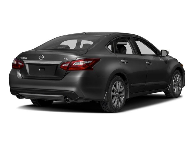 2017 Nissan Altima Base Price 2017.5 3.5 SL Sedan Pricing side rear view