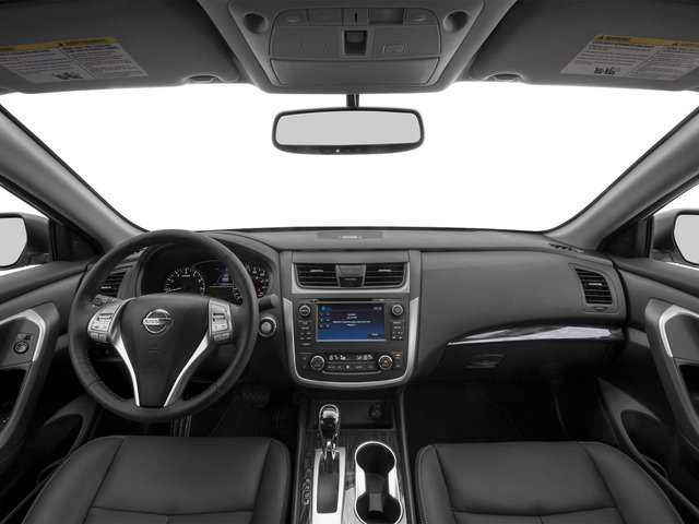 2017 Nissan Altima Base Price 2017.5 3.5 SL Sedan Pricing full dashboard