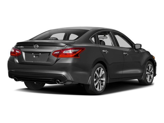 2017 Nissan Altima Pictures Altima Sedan 4D SR I4 photos side rear view