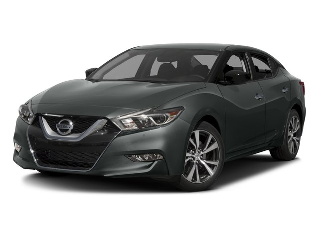 2017 Nissan Maxima Base Price SV 3.5L *Ltd Avail* Pricing side front view
