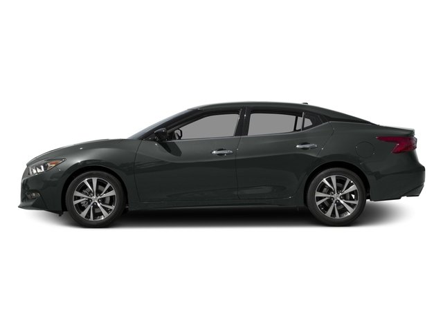 2017 Nissan Maxima Prices and Values Sedan 4D SV V6 side view