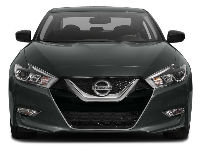 2017 Nissan Maxima Prices and Values Sedan 4D SV V6 front view