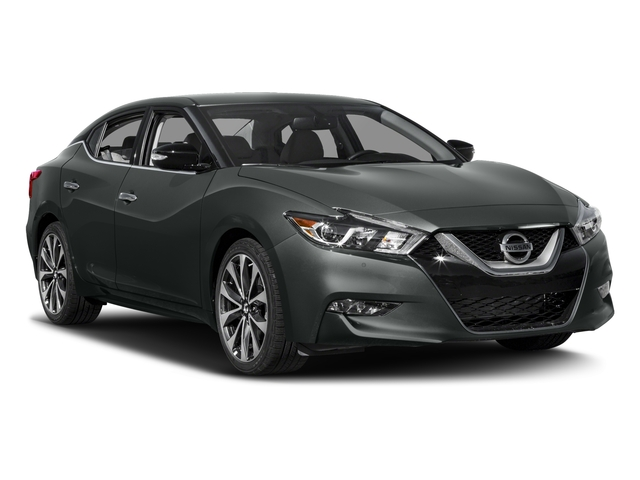 2017 Nissan Maxima Prices and Values Sedan 4D SV V6 side front view
