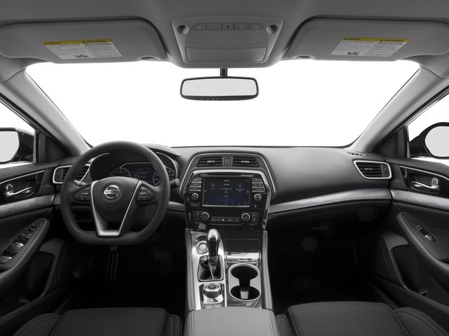 2017 Nissan Maxima Prices and Values Sedan 4D SV V6 full dashboard