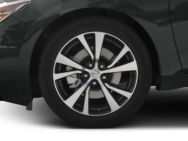 2017 Nissan Maxima Base Price SV 3.5L *Ltd Avail* Pricing wheel