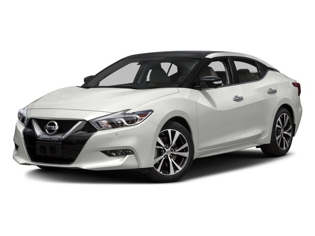 2017 Nissan Maxima Base Price SL 3.5L Pricing side front view