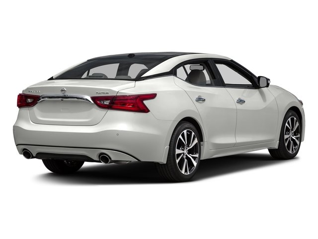 2017 Nissan Maxima Base Price SL 3.5L Pricing side rear view