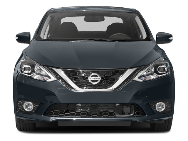 2017 Nissan Sentra Pictures Sentra Sedan 4D SL I4 photos front view