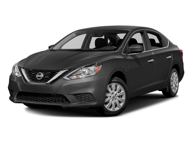 2017 Nissan Sentra Prices and Values Sedan 4D SV I4