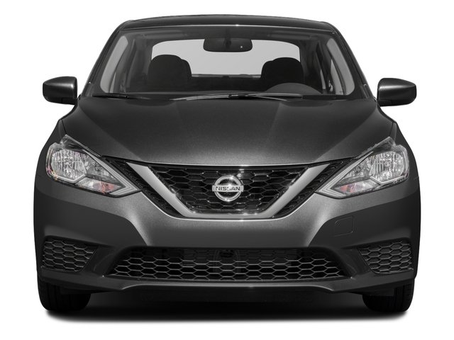 2017 Nissan Sentra Prices and Values Sedan 4D SV I4 front view