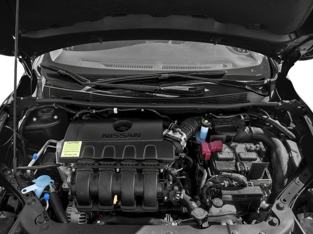 2017 Nissan Sentra Prices and Values Sedan 4D SV I4 engine
