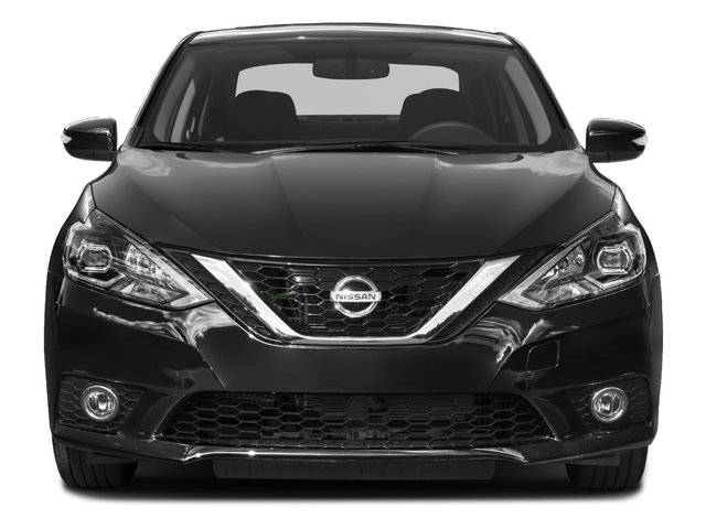 2017 Nissan Sentra Prices and Values Sedan 4D SR I4 Turbo front view