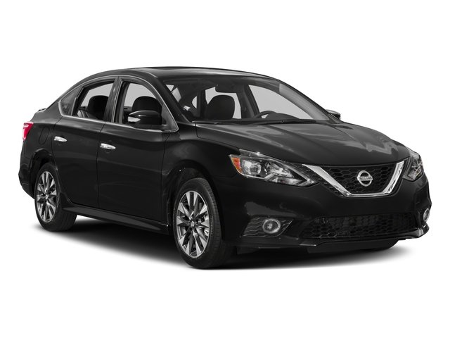 2017 Nissan Sentra Prices and Values Sedan 4D SR I4 Turbo side front view
