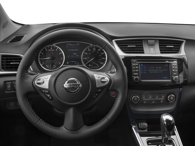 New 2017 Nissan Sentra SR Turbo CVT MSRP Prices - NADAguides
