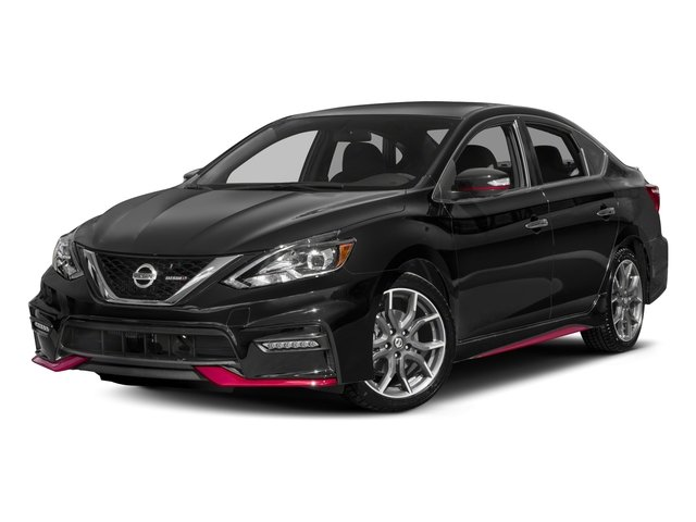 2017 Nissan Sentra Pictures Sentra Sedan 4D NISMO I4 Turbo photos side front view