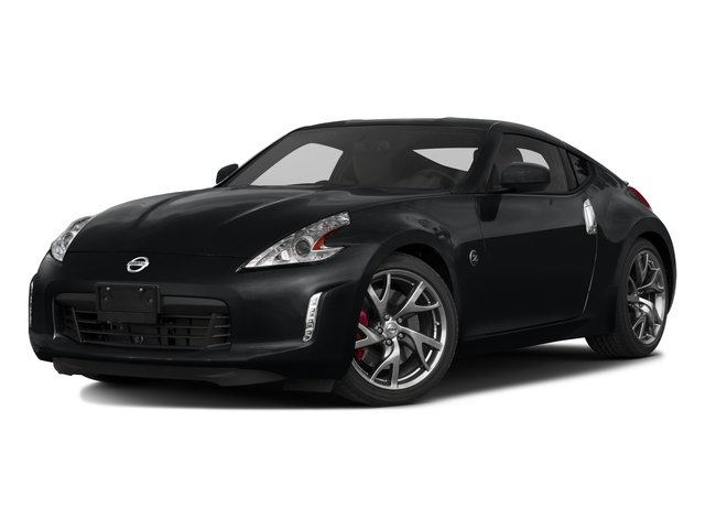 2017 Nissan 370Z Base Price Coupe Manual Pricing side front view